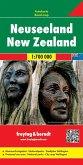 Freytag & Berndt Autokarte Neuseeland; Nueva Zelanda; Nieuw Zeeland