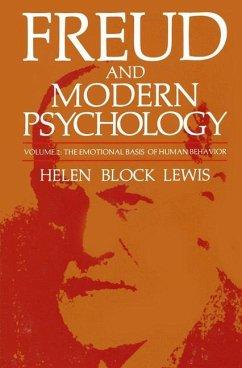 Freud and Modern Psychology