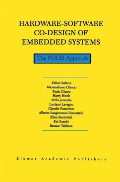 Hardware-Software Co-Design of Embedded Systems