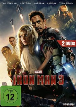 Iron Man 3 Special 2-Disc Edition - Iron Man 3/Softb./2dvd