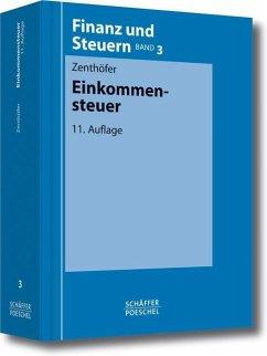 Einkommensteuer (eBook, PDF) - Zenthöfer, Wolfgang