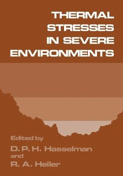 Thermal Stresses in Severe Environments