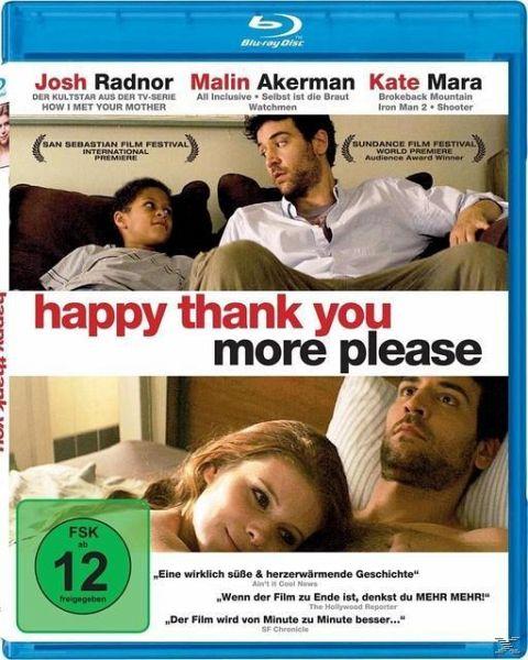 Happy Thankyou More Please