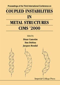 Coupled Instabilities In Metal Structures 2000 (Cims 2000) (eBook, PDF)