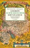 Lexikon schwäbischer Ortsnamen (eBook, PDF)