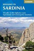 Walking in Sardinia (eBook, ePUB)