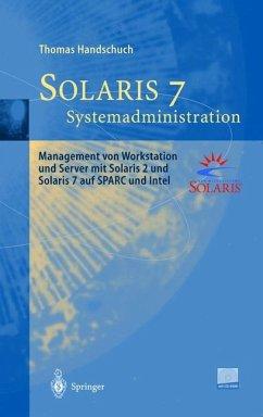 Solaris 7 Systemadministration - Handschuch, Thomas