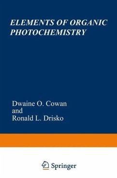 Elements of Organic Photochemistry