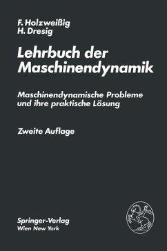 Lehrbuch der Maschinendynamik