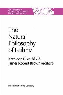 The Natural Philosophy of Leibniz