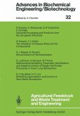 Agricultural Feedstock and Waste Treatment and Engineering