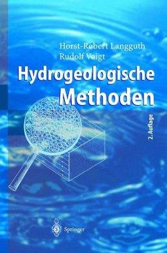 Hydrogeologische Methoden - Langguth, Horst-Robert; Voigt, Rudolf