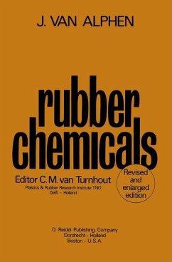 Rubber Chemicals - Alphen, J. van