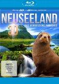Neuseeland - Das vergessene Paradies (Blu-ray 3D)