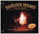 Sherlock Holmes Phantastik - Das Geheimnis des Illusionisten