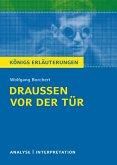 Draußen vor der Tür von Wolfgang Borchert. (eBook, ePUB)
