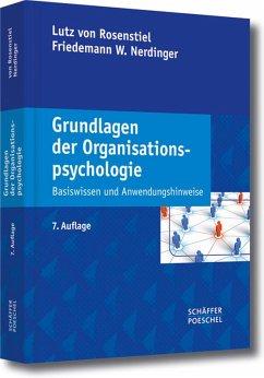 Grundlagen der Organisationspsychologie (eBook, PDF) - Nerdinger, Friedemann W.