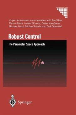 Robust Control - Ackermann, Jürgen