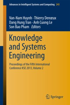 Knowledge and Systems Engineering