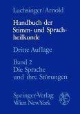 Handbuch der Stimm- und Sprachheilkunde