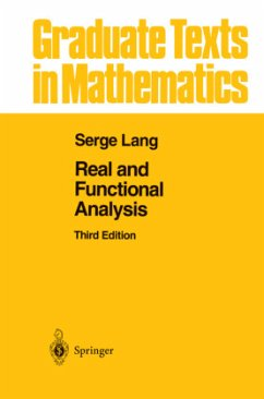 Real and Functional Analysis - Lang, Serge
