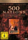 500 Nations - Die Geschichte der Indianer (3 Discs)