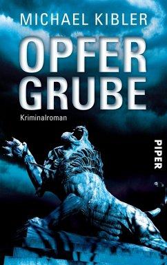 Opfergrube / Horndeich & Hesgart Bd.7 (eBook, ePUB) - Kibler, Michael