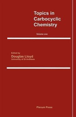 Topics in Carbocyclic Chemistry