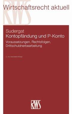 Kontopfändung und P-Konto (eBook, ePUB) - Sudergat, Lutz G.