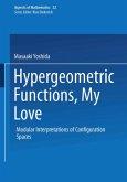 Hypergeometric Functions, My Love