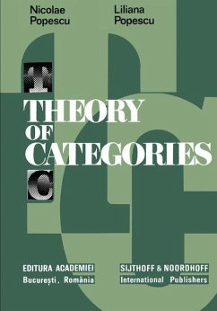 Theory of categories - Popescu, Nicolae