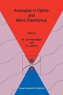 Analogies in Optics and Micro Electronics