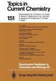 Synchrotron Radiation in Chemistry and Biology III