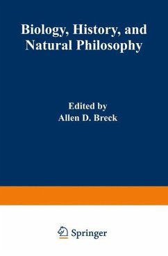 Biology, History, and Natural Philosophy