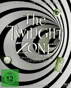 Twilight Zone, 6 Blu-rays. Staffel 1