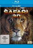 Abenteuer Safari - Die komplette Serie (Blu-ray 3D, 3 Discs)