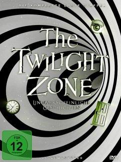 The Twilight Zone - Die gesamte erste Staffel (6 Discs)