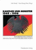 Kanzler und Minister 1949 - 1998