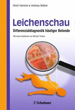 Leichenschau (eBook, PDF) - Büttner, Andreas; Hammer, Ulrich