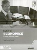English for Economics in Higher Education Studies Teacher Book