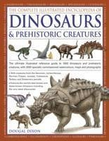Complete Illustrated Encyclopedia of Dinosaurs ...