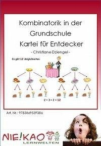 Kombinatorik in der Grundschule - Kartei für En...