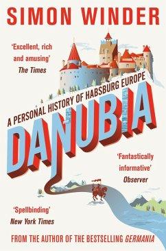 Danubia (eBook, ePUB) - Winder, Simon
