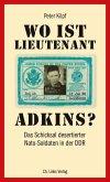 Wo ist Lieutenant Adkins? (eBook, ePUB)