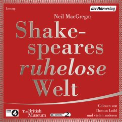 Shakespeares ruhelose Welt (MP3-Download) - MacGregor, Neil