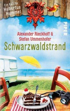 Schwarzwaldstrand / Hubertus Hummel Bd.11 (eBook, ePUB) - Rieckhoff, Alexander; Ummenhofer, Stefan