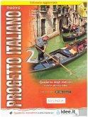 Quaderno degli Esercizi, m. CD-ROM u. Audio-CD / Nuovo Progetto italiano Vol.2