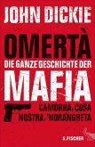 Omertà - Die ganze Geschichte der Mafia (eBook, ePUB)