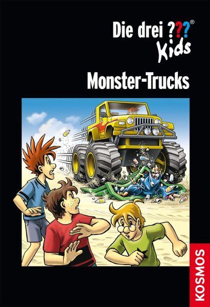 Monster Trucks For Sale >> Monster-Trucks / Die drei Fragezeichen-Kids (eBook, ePUB) von Christoph Dittert - Portofrei bei ...