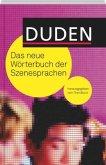 Duden - Das neue Wörterbuch der Szenesprachen (Mängelexemplar)